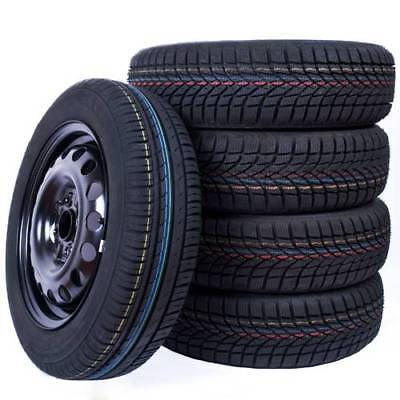4x Inverno Ruote complete VW Golf VII Variant AUV 195/65 R15 91T Pneumant ST4