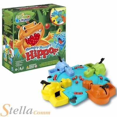 Hasbro Hungry Hippos Childrens Marble Eating Family Board Game