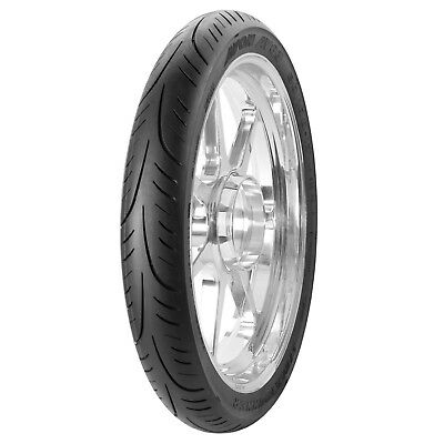 Avon 2.50-17 43S Streetrunner Universal Front or Rear Motorcycle Tyre 250 x 17