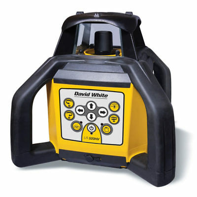 LR 520HV Hi-Power Rotary Laser with Layout Beams
