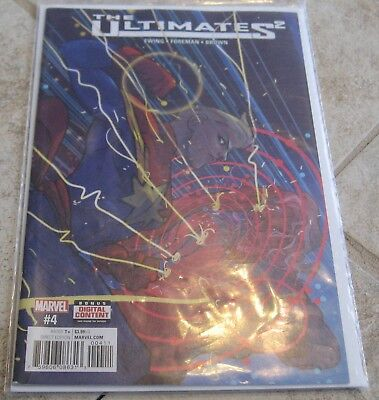 Ultimates 2 #4 (2017) NM Al Ewing Marvel Comics Black Panther Captain Marvel