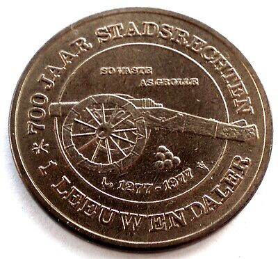 NETHERLANDS MONNICKENDAM 1 TROET 1355-2005 UNC Local Currency G13