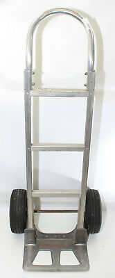 MAGLINER General Purpose Hand Truck, 49.5/ In. Type A NOSE 500 lb. Aluminum
