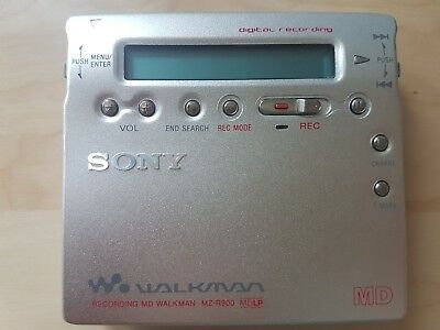 Sony Walkman MZ-R900 Personal Mini Disc Player/Recorder | Excellent Condition