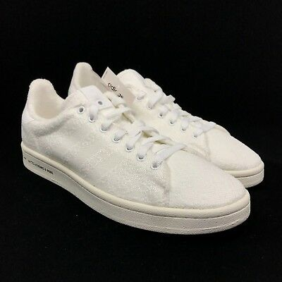 new styles 440d6 77f23 Adidas Campus White Cream Slam Jam United Arrows Sons SE Consortium BB6449