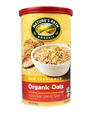 New Country Choice Organic Nature's Path Oats Old Fashioned Whole Grain Vegan
