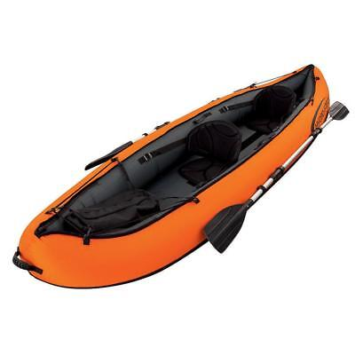 Canoë kayak gonflable Bestway Ventura  hydro-force 2 pl Orange 57053 - Neuf