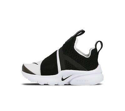 New Nike Baby Nike Presto Extreme Toddlers Shoes (870019-100)  White//Black