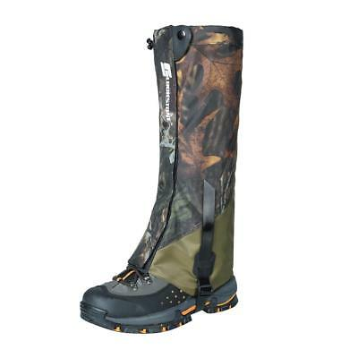 1 Pair Outdoor Hiking Hunting Waterproof Snow Legging Gaiters Boots Cover