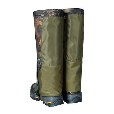 2pcs Camo Outdoor Hiking Hunting Waterproof Boots High Snow Legging Gaiters