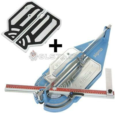 Tile Cutter Machine Pull Handle Sigma 3L Cutting Lenght 55 Cm + Mosaic Kit 64B