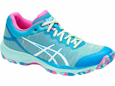**LATEST** Asics Gel Netburner Professional FF Womens Netball Shoes (B) (4101)