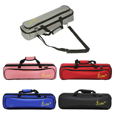FLUTE Case Cover Carrying BAG with Shoulder STRAP for Wind Woodwind Protect