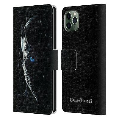 HBO GAME OF THRONES SEASON 7 KEY ART LEATHER BOOK CASE FOR APPLE iPHONE PHONES