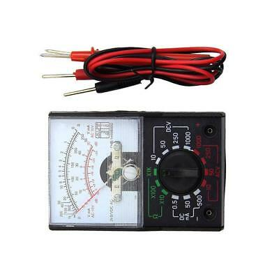 Mini Durable MF-110A Analog-Multimeter Voltmeter Amperemeter Ohmmeter Handheld