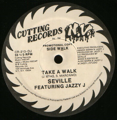 Seville Featuring Jazzy J – Take A Walk (Promo)