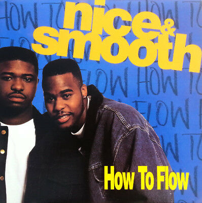 Nice & Smooth – How To Flow (Japan Pressing)