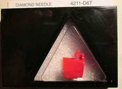 4211-D6T Turntable Needle Audio Technica Atn3601 At3600 At3650L Atn-3600 Sealed!