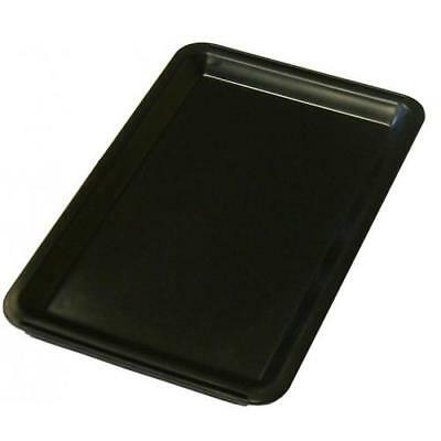 Rectangular Black Tip Tray | Plastic Bill Presenter Chq Cash Tips New