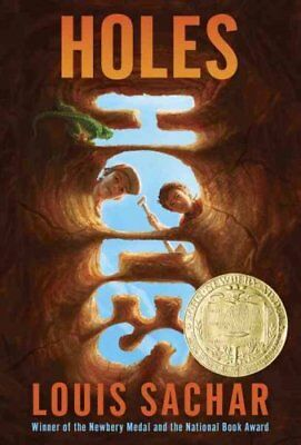 Newbery: Holes by Louis Sachar (2000, Paperback, Reprint)