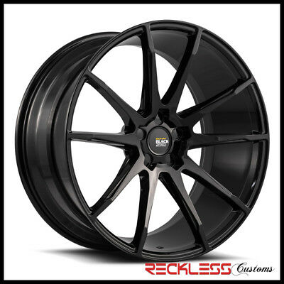 2018 19 Fits New Accord Sport Wheels 19 Gloss Black Rims Honda