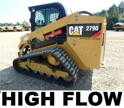 2015 Caterpillar 279D Skid Steer Loader Cat