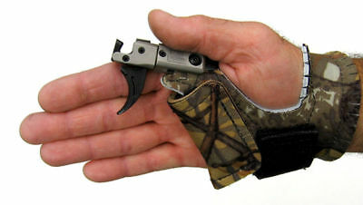 WINN ARCHERY-LOOP HOOK RELAX TRIGGER BOW RELEASE, RH, LARGE, PULL 15 lb MORE!