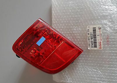 81456-60031 Genuine Toyota Lens, Rear Fog Lamp 8145660031