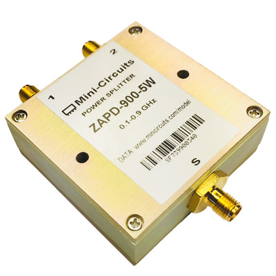 ZAPD-900-5W MINI-CIRCUITS Power Splitter 0.1-0.9GHz