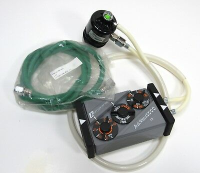 Allied Life Support Healthcare Products, Inc Autovent 3000 Transport  Ventilator