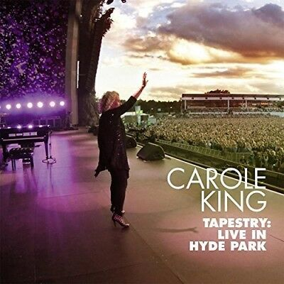 Carole King - Tapestry: Live In Hyde Park [New Vinyl LP] Holland - Import