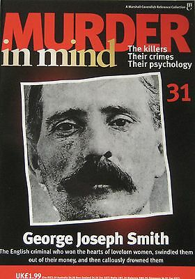 Murder in Mind Issue 31 - George Joseph Smith