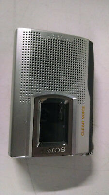 Sony TCM-150 Handheld Cassette-Order Clear Voice Recorder Player USED
