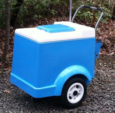 Ice Cream or Popsicle Cart