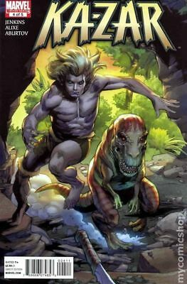 Ka-Zar (4th Series) #4 2011 VF Stock Image