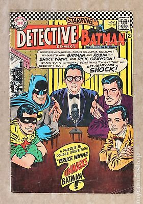 Detective Comics (1st Series) #357 1966 GD/VG 3.0