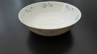 Royal Albert For all seasons Blue Morning Flower LARGE FRUIT BOWL