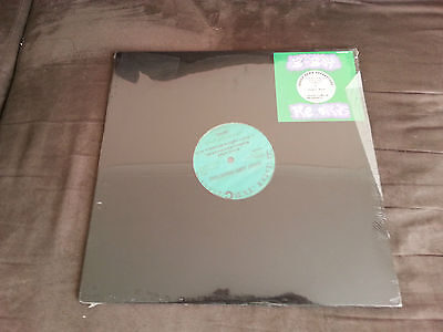 """Boogie Down Productions  – Super Hoe (Sealed 12"""")"""