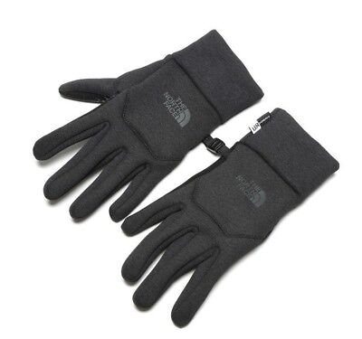 The North Face Etip Hardface Gloves Nf0A2T7Vpct Black Heather Print