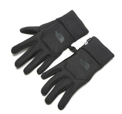 The North Face Men's Etip Hardface Gloves Nf0A2T7Vpct Black Heather Print