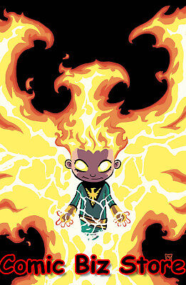 Phoenix Resurrection Return Jean Grey #1 (2018) Skottie Young Baby Variant Cvr