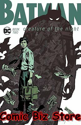 Batman Creature Of The Night #2 (Of 4) (2017) 1St Printing Dc Universe Rebirth
