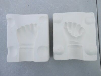 1986 Boots Tyner Right Baby Hand Doll Slip Cast Mold