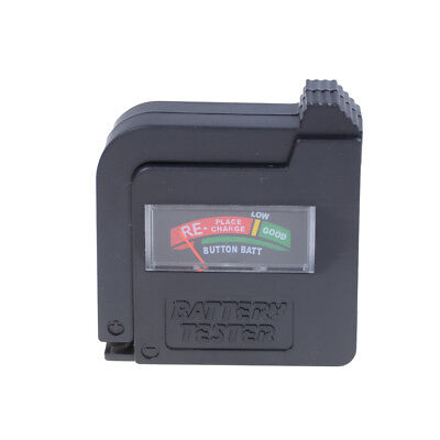 BT-860 Universal Battery Volt Tester Checker AA/AAA/C/D/9V/1.5V Button Cell 2wh