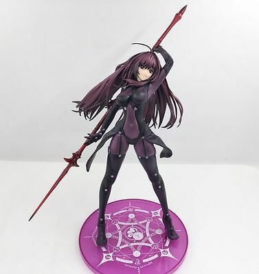 NEW Anime Plum Fate/Grand Order - Lancer Scathach 1/7 Complete Figure 31cm  LHS