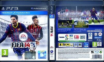 Fifa 14 Playstation Ps3 Originale Pal In Italiano Completo Come Nuovo
