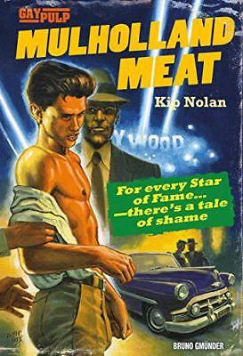 Mulholland Meat (Gay Pulp Fiction) by Kip Nolan   Paperback Book   9783867878531