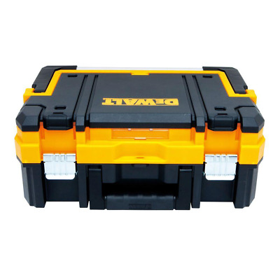 Dewalt Tool Box Portable Small Parts Organizer Toolbox Storage Case Heavy Duty