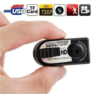 Genuine Q5 Mini Spy Hidden Camera Home Security Digital Video Camcorder Car DVR