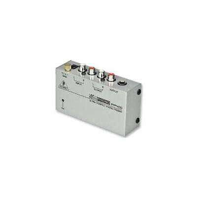 Behringer - Pp400 - Ultra Compact Phono Preamp